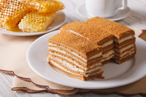 Honey Cake Recipe - Aseda Raw Honey
